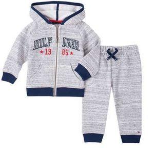 Tommy Hilfiger Kids 2-piece hooded jog Fleece Set